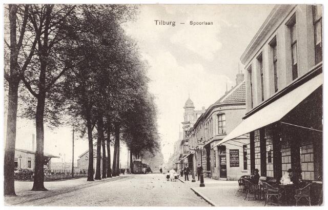 002177 - Spoorlaan ter hoogte van de Stationstraat.