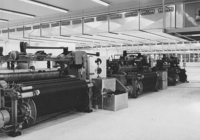 063931 - Interieur textielfabriek A. & N. Mutsaerts.