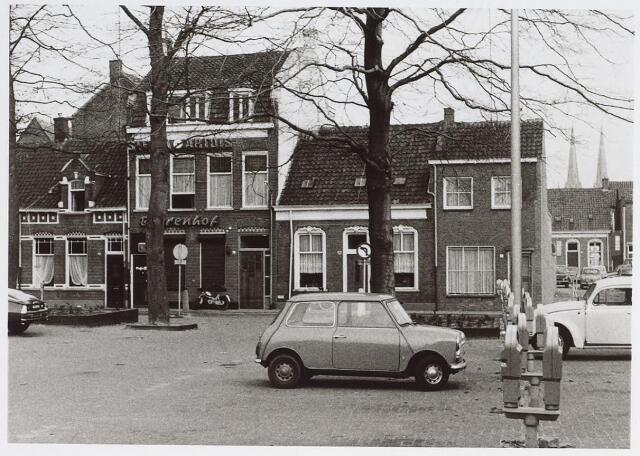 025469 - Parkeerterrein aan de Langestraat, gelegen achter de Harmonie-bioscoop