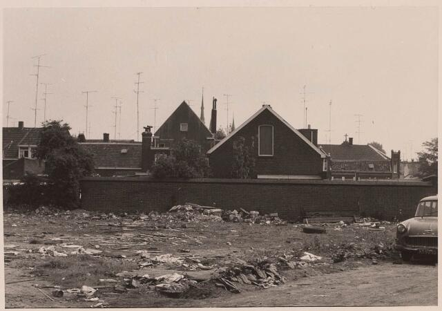 023041 - Achterzijde van het pand Nijverstraat 171 gezien vanuit de Joannes van Oisterwijkstraat