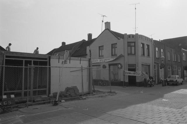 TLB023002411_001 - Nieuwbouw op de hoek sint annastraat Capucijnenstraat te Tilburg