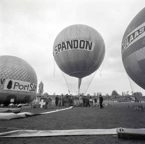 D-00695 - Luchtballonnen o.a. Spandon