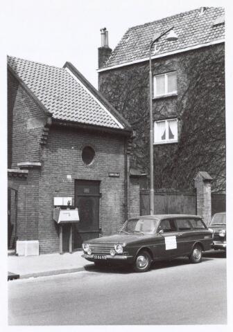 019554 - Electriciteitshuisje in de Goirkestraat