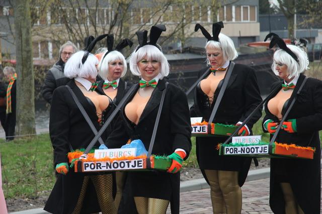658130 - Carnaval. Optocht. Kruikenstad. D'n Opstoet door het centrum van Tilburg in februari 2017.