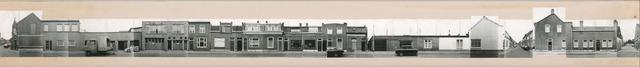 1625_0003 - Fotostrook; straatwand; panden aan de linten en hoofdverbindingswegen in het centrum van de stad; ; foto's werden tussen 1976 en 1985 gemaakt. (foto gemaakt in periode 1976-1985)