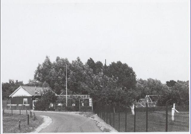 026469 - Sportpark van Were Di in Moerenburg. De vereniging telde in het begin vooral leden uit de nabijgelegen Sacramentsparochie