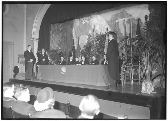 050942 - Vergadering studentenvereniging St. Olof. 22 diës Natalis.
