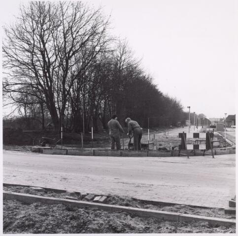 017536 - Aanleg van een fietspad in het noorden van De Blaak nabij Dieze