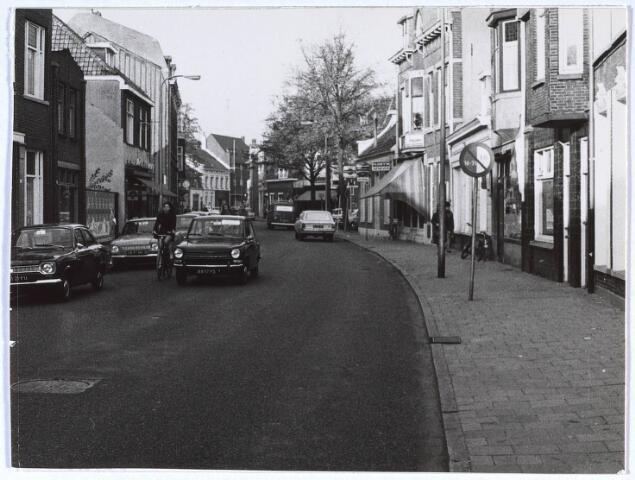 024644 - Korvelseweg gezien in de richting van het centrum