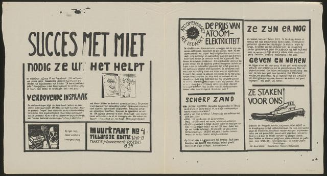 668_1979_041 - Muurkrant: Succes met Miet