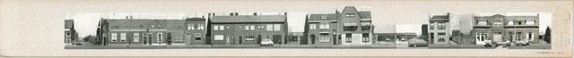 1625_0265 - Fotostrook; straatwand; panden aan de linten en hoofdverbindingswegen in het centrum van de stad; Stevesandsestraat 7-67