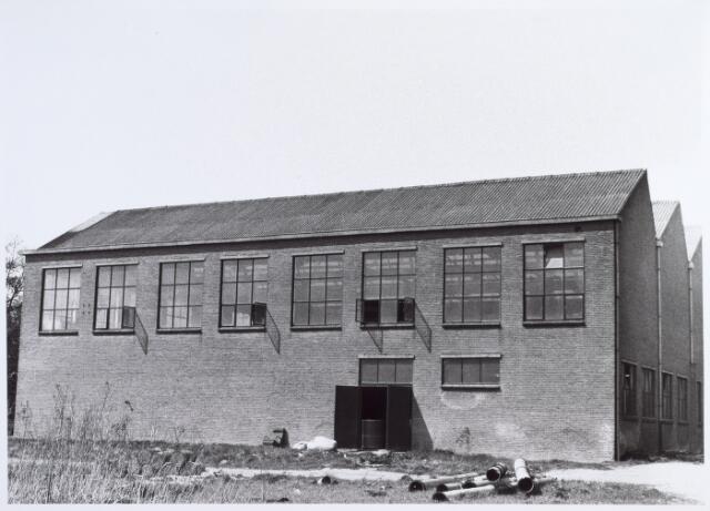 014613 - Werkplaats van de Tilburgse Wolwasserij aan de Berglandweg