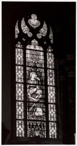 035918 - Interieur van de R.K. kerk van de H. Dionysius van het Heike thans Stadhuisplein