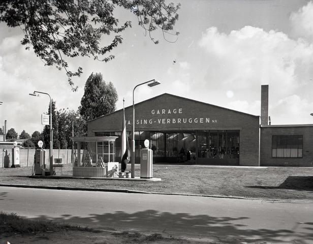 653763 - Bedrijven. Garage Wassing aan de Ringbaan Oost.