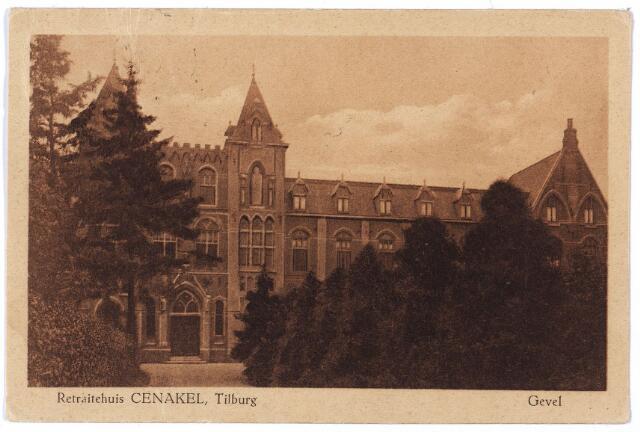 001383 - Retraitehuis en klooster van O.L.V. van het Cenakel aan de Koningshoeven, nu Kempenbaan.