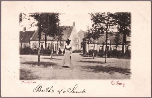 010287 - Noordzijde van het Wilhelminapark.