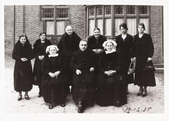 007907 - Familie Segers- van Hoof, foto 1935.