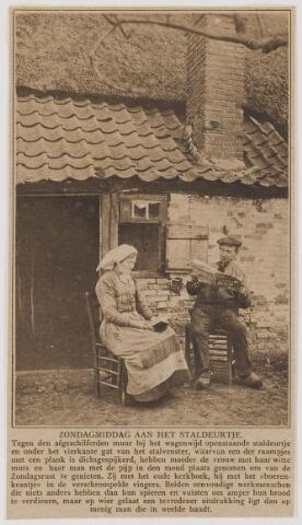 076516 - Het Brabantse plattelandsleven.