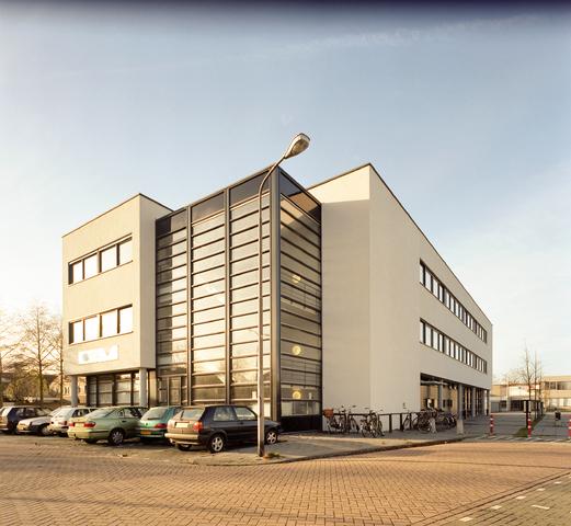 D-000689-002 - Bouwproject ROC TIlburg locatie Kasteeldreef door Remmers-van Tartwijk 1997-1999