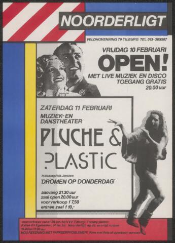 650193 - Noorderligt. Opening. Dubbelaffiche 10 en 11 februari 1984