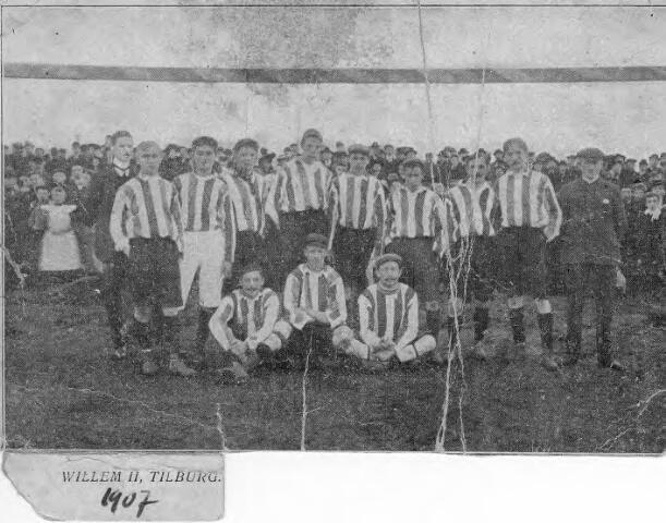 064457 - Sport. Voetbal. Willem II.
