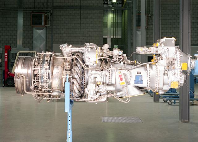 D-001773-1 - Topps (turbine overhaul power plant support; het bedrijf richt zich op het onderhoud van vliegtuigmotoren)/Chromalloy Turbine Support