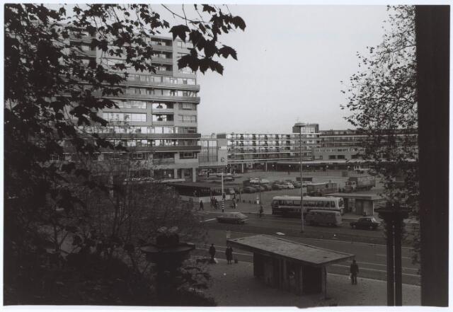 024307 - Koningsplein gezien vanuit Stadskantoor 1
