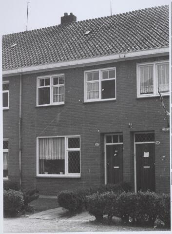 025727 - Pand Moleneind 123. Thans is dit de Leharstraat
