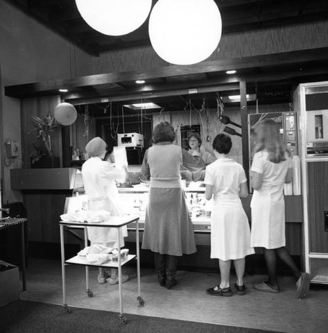 655735 - Elizabeth Ziekenhuis locatie Jan van Beverwijckstraat Tilburg in 1981.