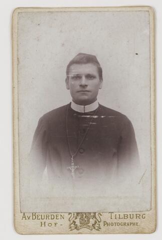 077274 - Frater de Bakker. 1910-1915?