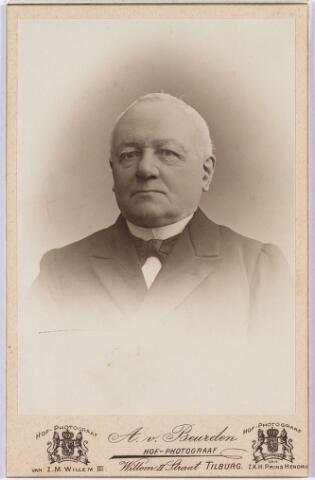 006448 - Norbertus de Beer (1831-1915). Hij was gehuwd met Johanna Maria Huberta Donders (1840-1969).