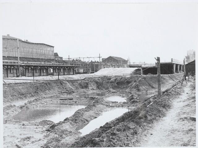 031917 - Spoorwegen: Bouw nieuw station aan de Spoorlaan