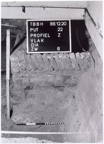 015769 - Archeologisch onderzoek in het pand Bokhamerstraat 13