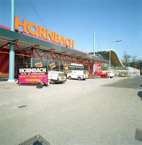 D-002392-2 - Filiaal Hornbach aan de Hestiastraat op industrieterrein Vossenberg II.