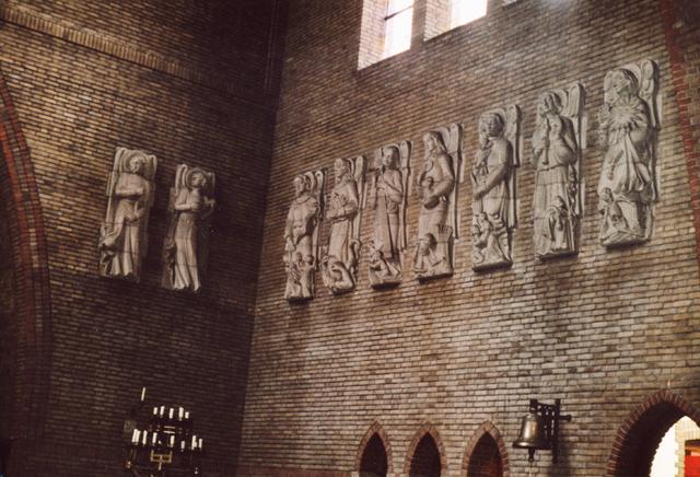 654005 - Interieur Sacramentskerk.
