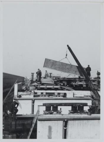 037150 - Spoorwegen: aanleg viaduct St. Ceciliastraat