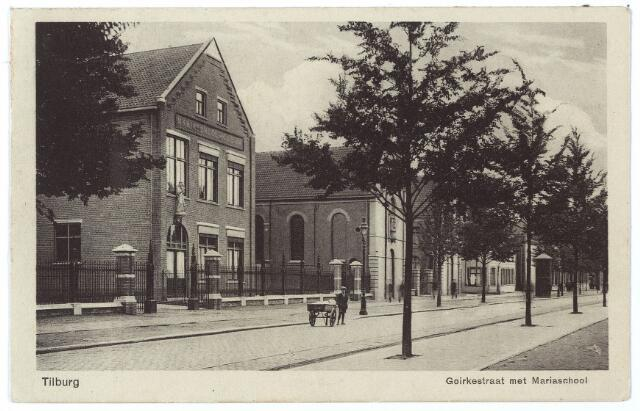 000600 - Mariaschool aan de Goirkestraat.