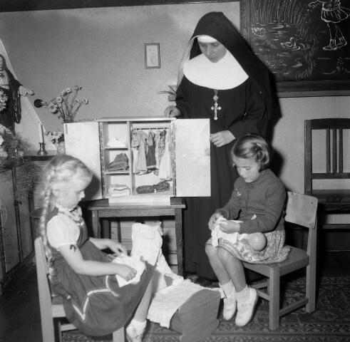 050567 - Kleuterschool missiezusters St. Willebrordusplein 4, Tilburg.