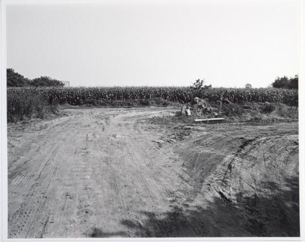 015388 - Landschap. Omgeving van de voormalige spoorlijn Tilburg - Turnhout, in de volksmond ´Bels lijntje´ genoemd