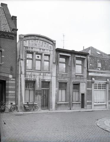 654108 - Industrie. Exterieur van drukkerij Bergmans.
