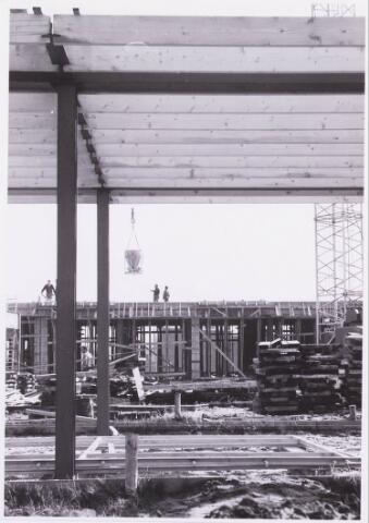 034513 - De Westermarkt in aanbouw