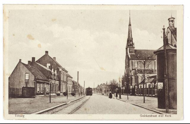 000608 - Kerk St. Dionysius Goirkestraat.