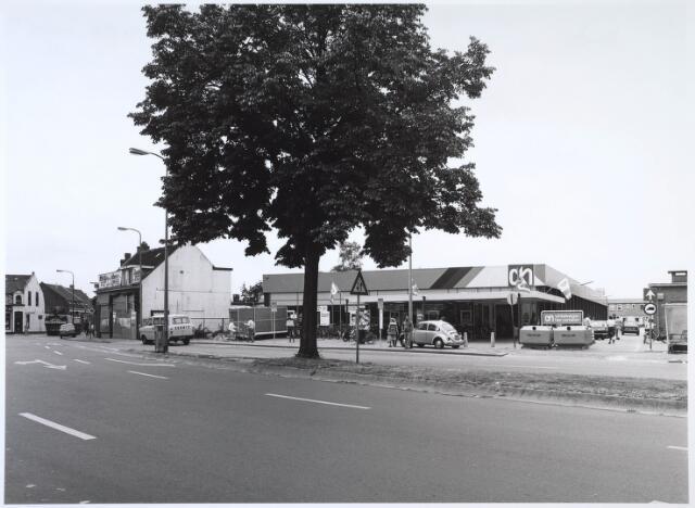 024628 - Vernieuwd filiaal van Albert Heijn aan het Korvelplein