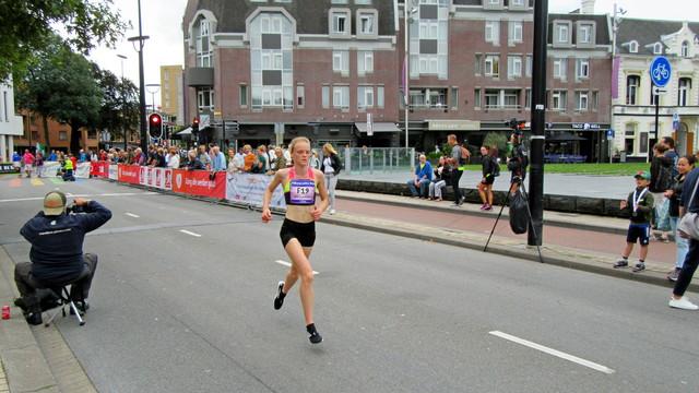 658352 - Sport. Atletiek. Tilburg Ten Miles op 1 september 2019.