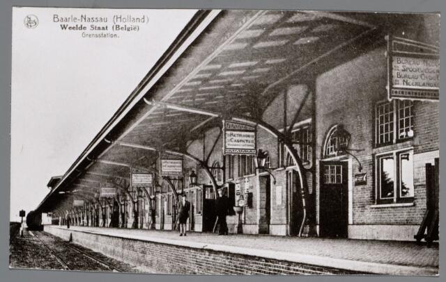 065639 - Grensstation Baarle-Nassau- Weelde Staat