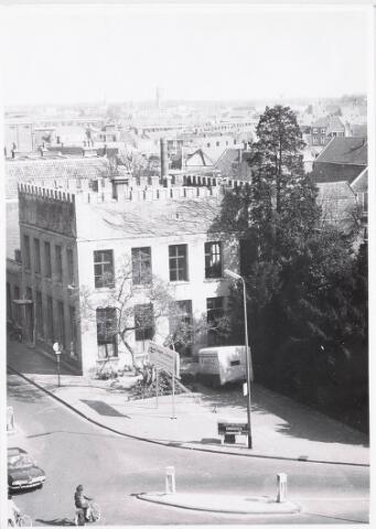 032274 - Natuurhistorisch museum aan de Paleisstraat thans Stadhuisplein zie documentnummer 32261