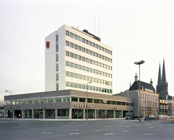 D-00792 - Bouw hoofdkantoor ABN Amro-bank Tilburg (Architect - Jos Bedaux)