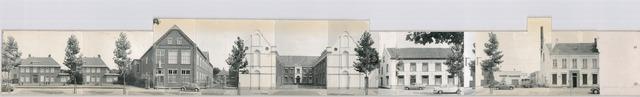 1625_0086 - Fotostrook; straatwand; panden aan de linten en hoofdverbindingswegen in het centrum van de stad; foto's eraf in envelop? / Goirkestraat 70-98; foto's werden tussen 1976 en 1985 gemaakt. (foto gemaakt in periode 1976-1985)