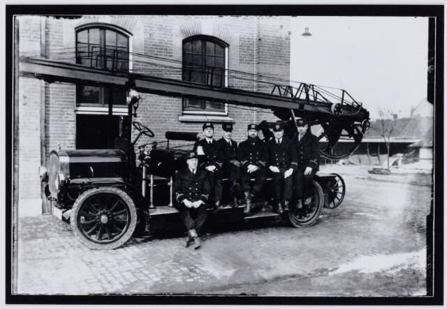 103695 - Brandweer. Tilburgse brandweer