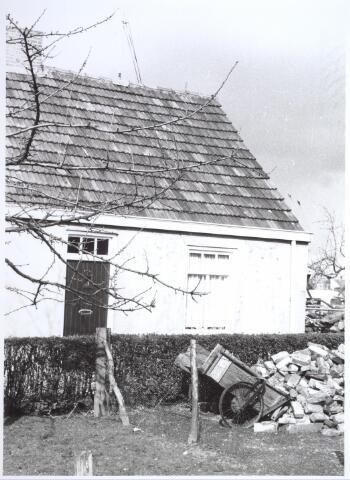 026665 - Pand Lijnsestraat 12, medio 1965. Thans ongeveer Mozartlaan.